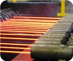Oil Tempering Line